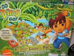 618B: Diego Rescue Games Pack