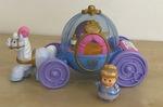 0083: Little People Cinderella Carriage