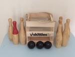 0554: Wooden Skittles