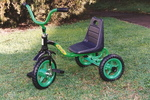 P811: TRICYCLE GREEN