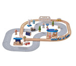 PPL501: EverEarth Eco City Train Set