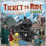 G460: Ticket to Ride - Europe -  Game