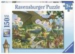 P541: 150 piece Puzzle - Dragons