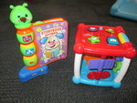 B33: Turn and Learn Cube & Storybook Rhymes