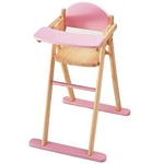 H004: High Chair and Doll set