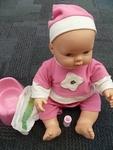 H008: Toilet-training Doll