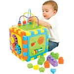 B45: BABY ACTIVITY CUBE