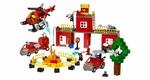 338: Duplo Fire Rescue Services Set
