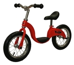 392: Red Metal Balance Bike