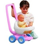 422: Baby Stroller And Baby