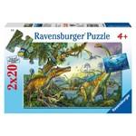 902: Primeval Giants Puzzle