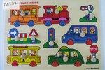 PZ857: Traffic Puzzle