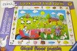PZ882: Look & Find Farm Puzzle - 24pc