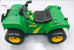 A426: John Deere Buck ATV Ride On PC