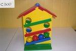 C300: Roll-a-ball House