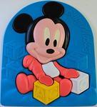 Baby Mickey Jigsaw