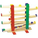 Ball roll xylophone