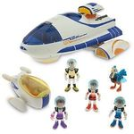 1016: Miles From Tomorrowland Stellosphere Spaceships