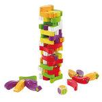 Hape stacking veggie game