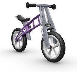 152: First Bike Violet