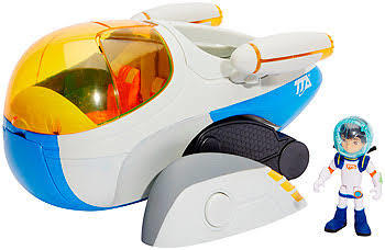 1778: Miles from Tomorrowland Starjetter