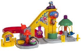 1824: Little People Fun Fair