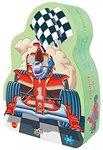 1922: Racing Car Foil Puzzle