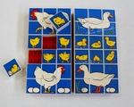 Animal Mosaic Hen/Duck (Duplo 1014)
