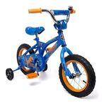A50: Dino Speedster Bike Blue/Orange