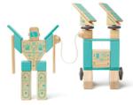 Cb91: Tegu Magnetron Wooden Blocks