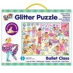 Dp394: Ballet Class Glitter Puzzle