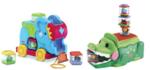 Bb114: Crocodile & Elephant Fun