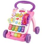 Bb4: First Steps Baby Walker - Pink