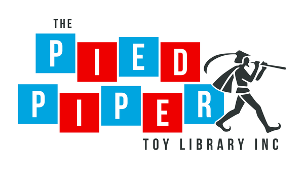 Pied Piper Toy Library logo