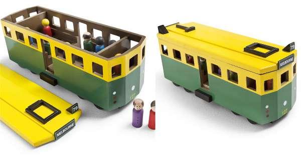 E485: Melbourne Tram