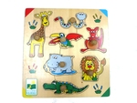 Animals Inset Board