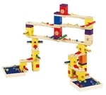 C045: Quadrilla Music Motion Marble Run