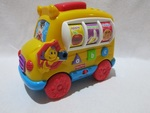 FISHER PRICE ABC MUSIC BUS