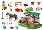 S072: PLAY MOBILE COUNTRY HORSE SET