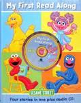 TS14-170: My First Read Along - Sesame Street