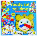 TS4-045: Ready Set, Tell Time!