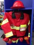 1754: Fire Chief Costume