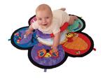 F29: Tummy time play mat