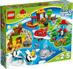 384: Duplo Around the World