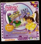 539: Dora's Fantasy Adventure Puzzle