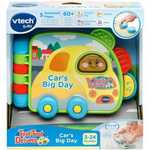 532: VTech Toot Toot Drivers Car's Big Day Book
