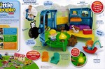 55: Fisher-Price Little People Songs and Sounds Camper Playset