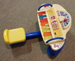 286: Fisher Price Rock Play Piano