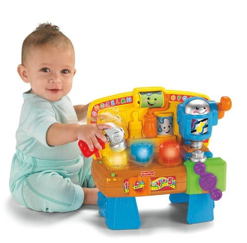 246: Fisher Price Laugh & Learn Learning Workbench