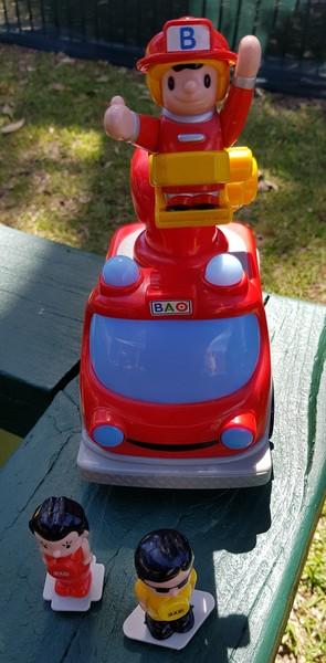 376: Fire Engine